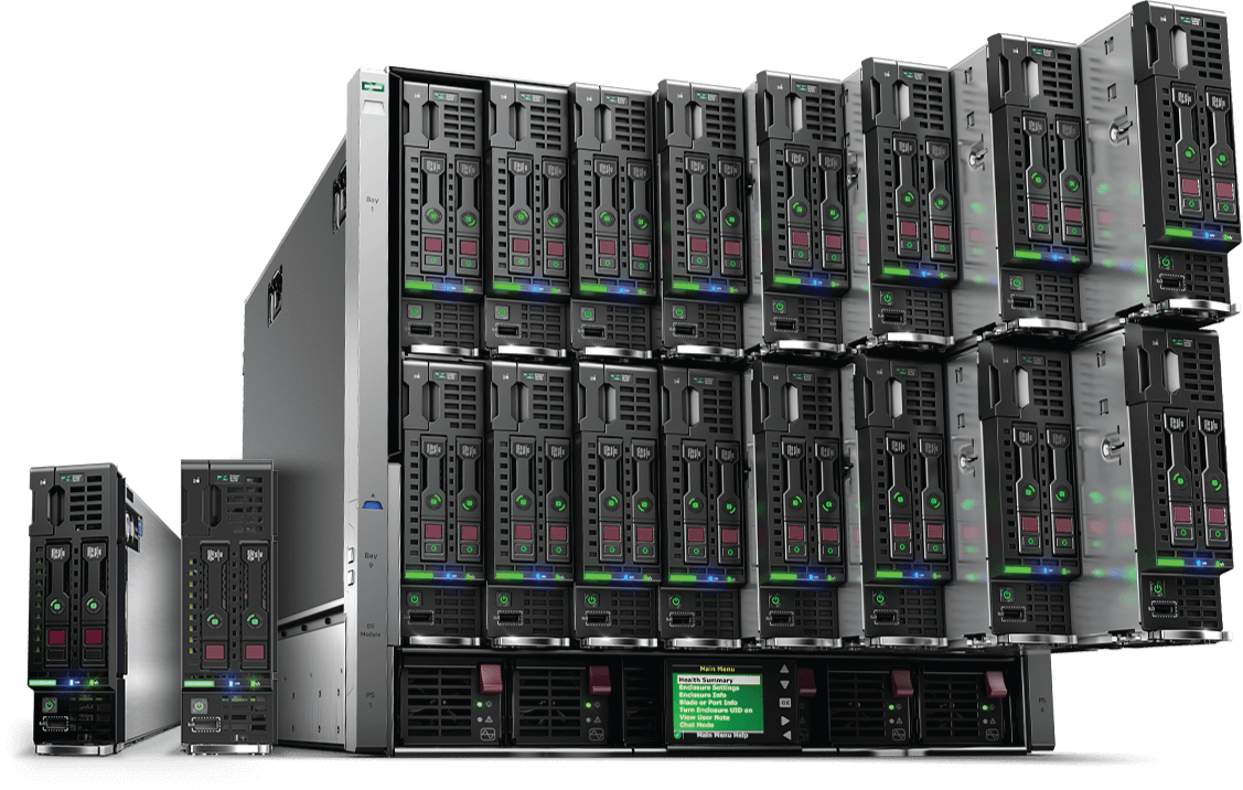 HPE-BladeSystems