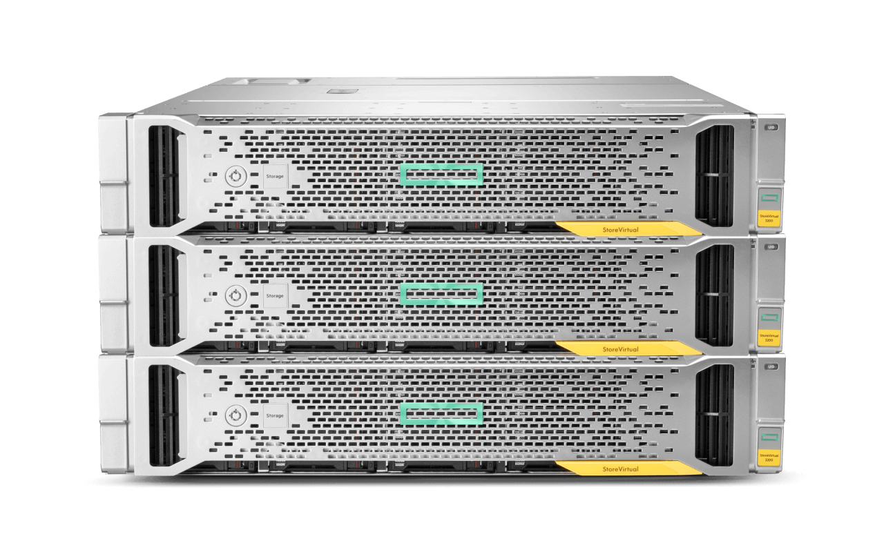HPE-StoreVirtual