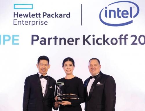 HPE Partner Kickoff 2018