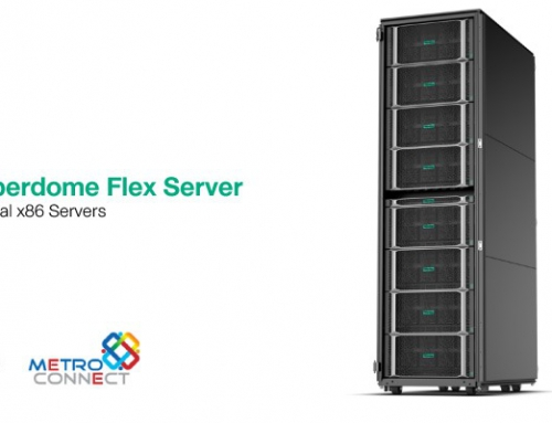 รู้จัก HPE Superdome Flex Server สำหรับงาน Mission Critical และ High Performance Computing จาก HPE