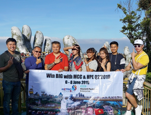 Win BIG with MCC & HPE Q2'2019