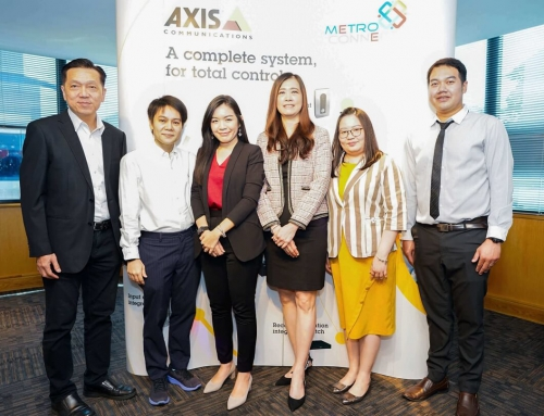 MCC arranged Medium Business with Axis Camera Station Seminar