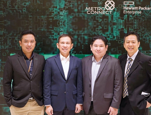 Metro Connect together with HPE and Cohesity expand  Data Management Solutions to business alliances